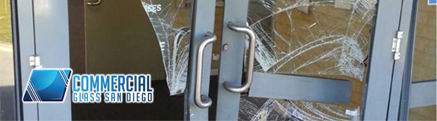 commercial glass san diego storefront window door repair replacement 8