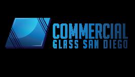 Commercial Glass San Diego Logo