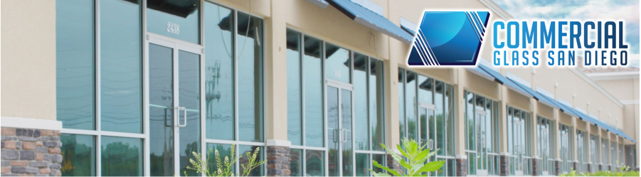 Commercial Glass San Diego bifold doors Storefront Window Replacement