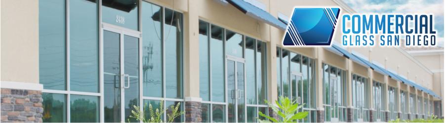 commercial glass san diego storefront window door repair replacement 1