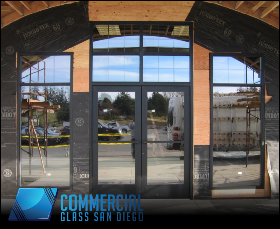 82 storefront glass san diego window door installation replacement 4