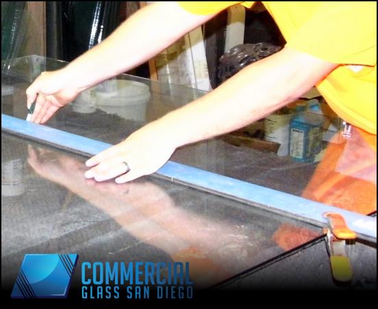 86 storefront glass san diego window door installation glass cutting 4