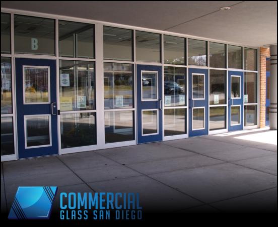 89 storefront glass san diego window door installation floor ceiling 4
