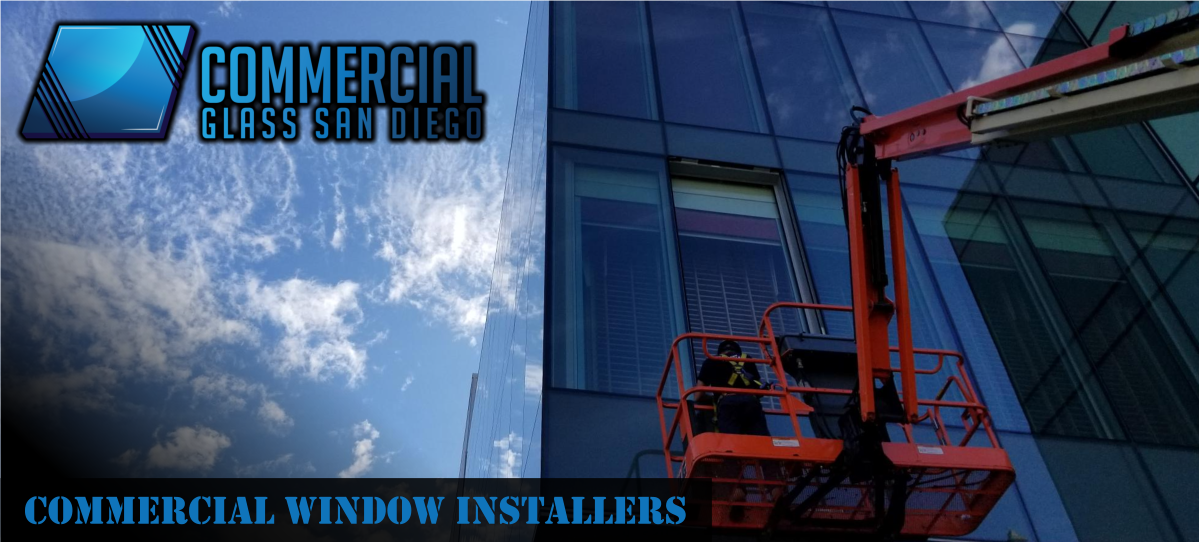 Commercial Window Installers