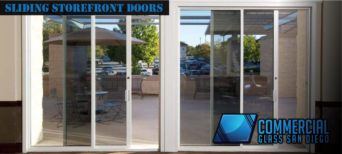storefront glass san diego window door replacement install slide 3
