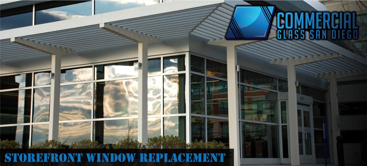 storefront glass san diego window door replacement install slide 4