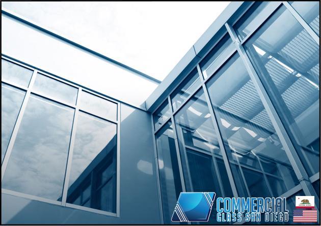 commercial storefront glass san diego ca window door replacement 147
