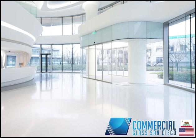 commercial storefront glass san diego ca window door replacement 155