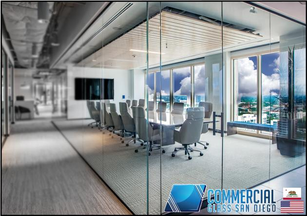 commercial storefront glass san diego ca window door replacement 156
